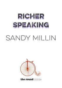 Richer Speaking cover